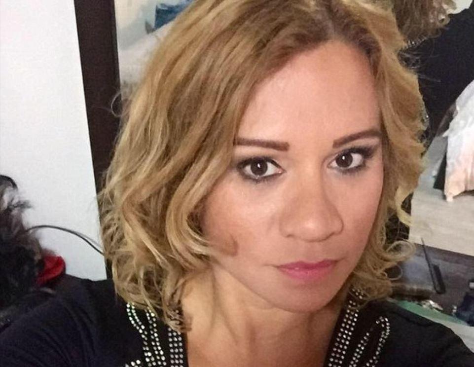 Veronica Castillo selfie