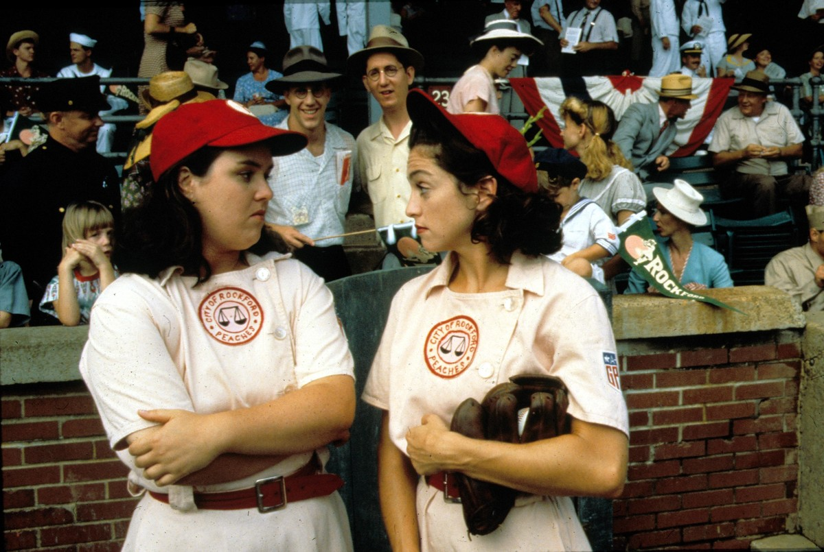 a league of their own greatest underdog movies all time