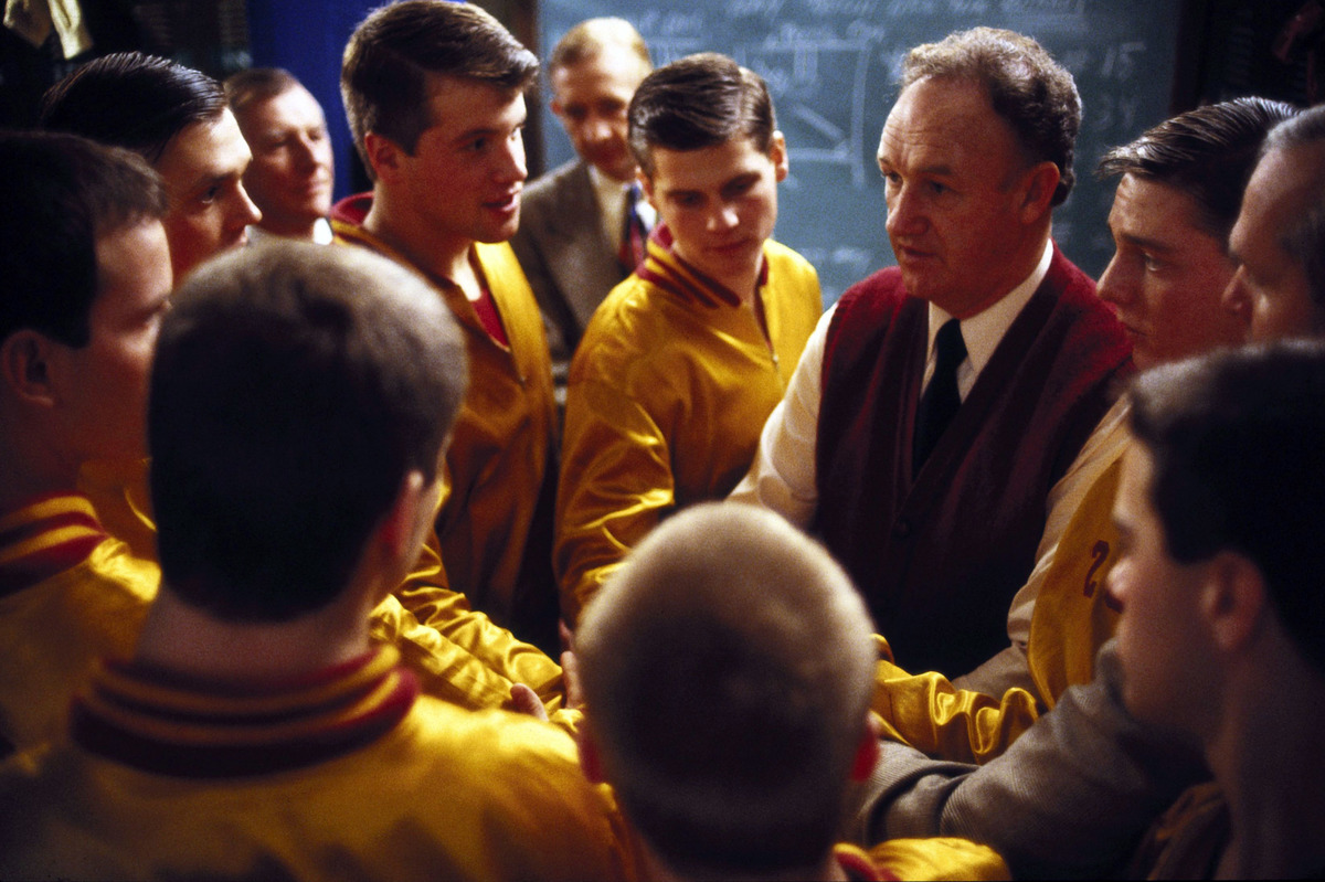 hoosiers greatest underdog movies all time