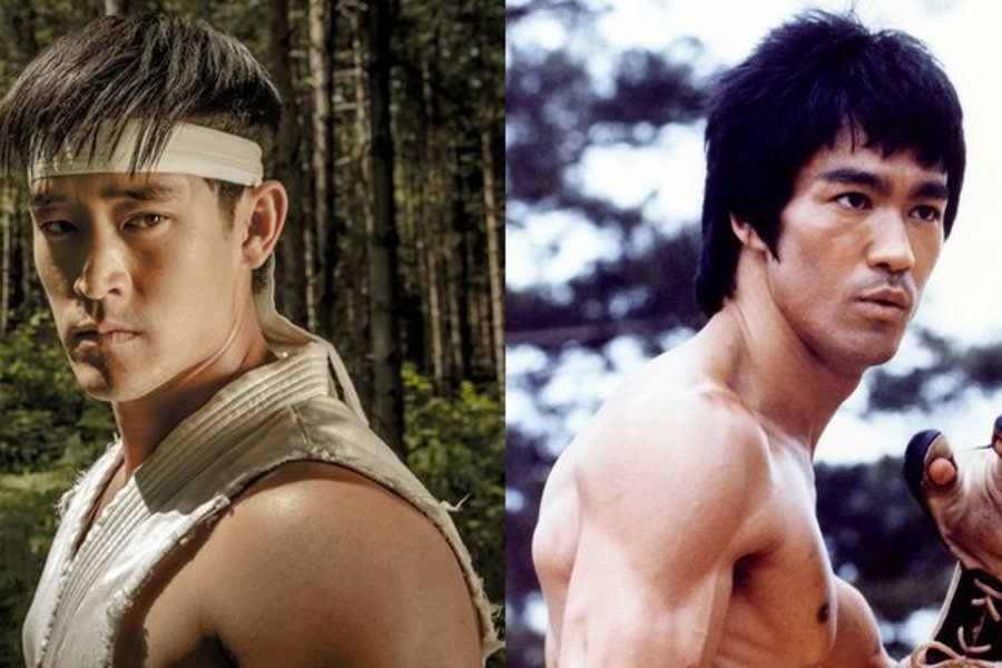 Mike Moh Is Bruce Lee