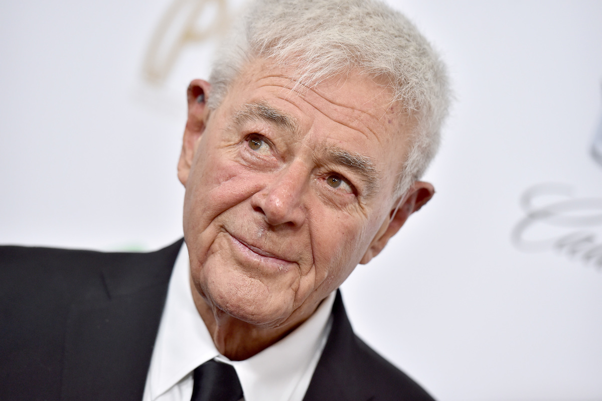 Richard Donner attends the 30th Annual Producers Guild Awards at The Beverly Hilton Hotel on January 19, 2019 in Beverly Hills, California.
