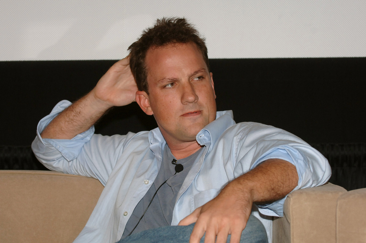 Ted Griffin during CineVegas Film Festival 2005 - Screenwriter's Panel - Day 3 in Las Vegas, Nevada, United States.