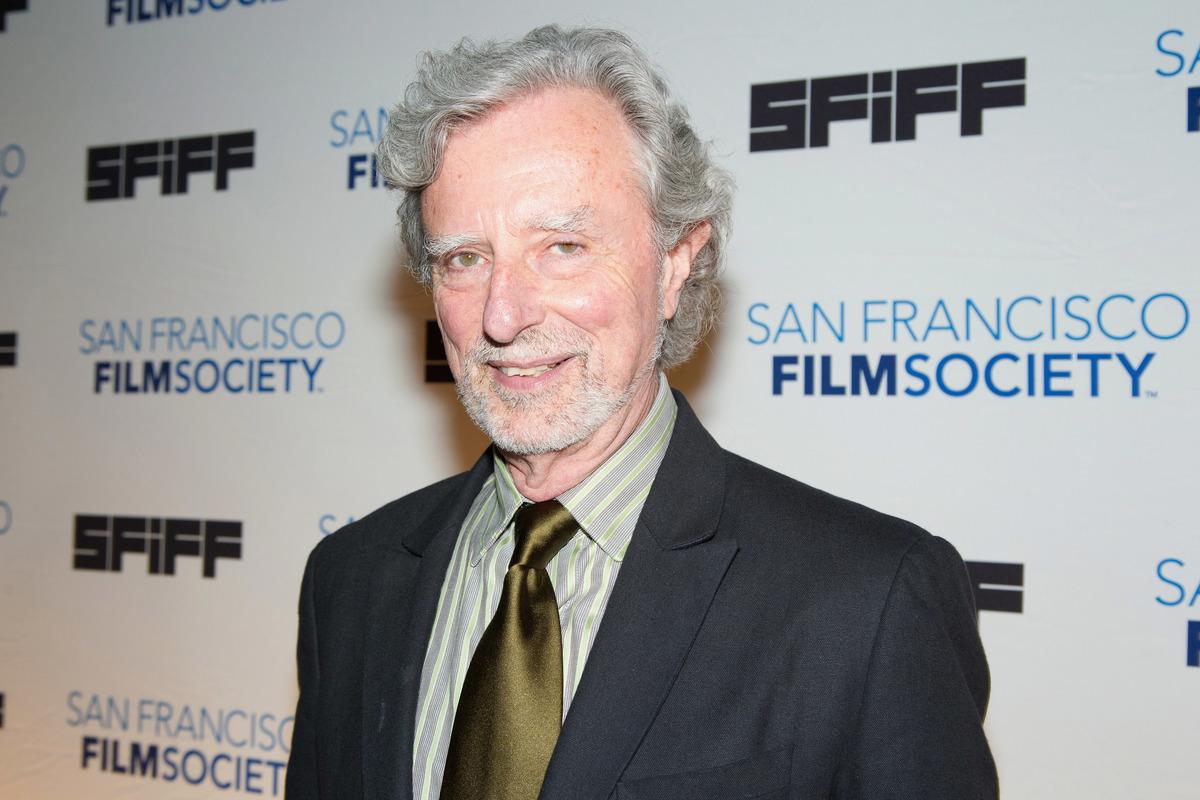Director Philip Kaufman arriving at Bimbo's on May 7, 2013 in San Francisco, California.