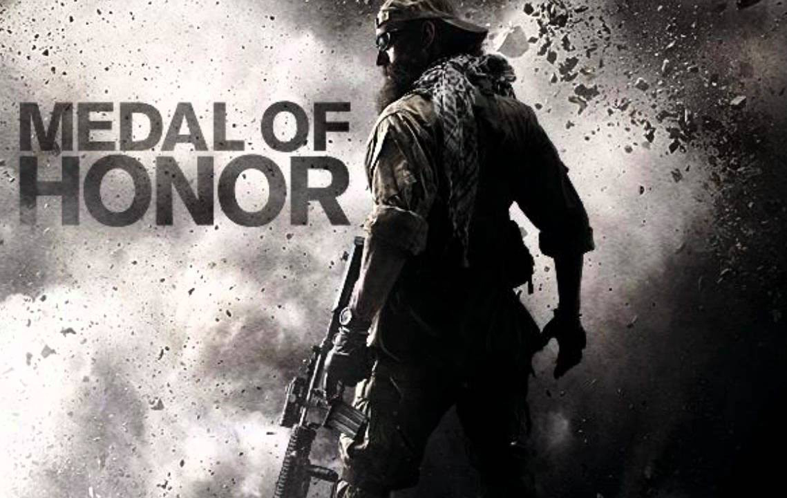 Game cover of the 2010 reboot of Medal of Honor