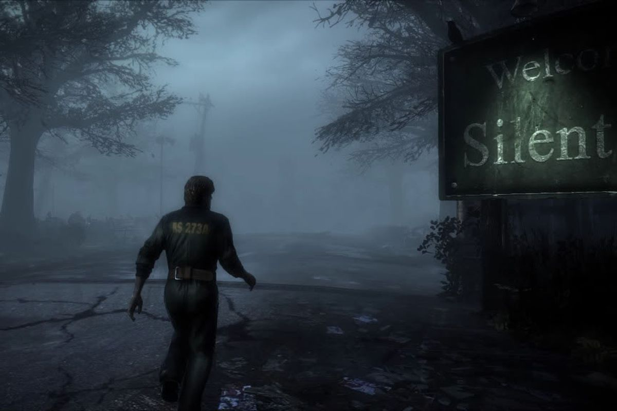 Screenshot of Silent Hill: Downpour opening