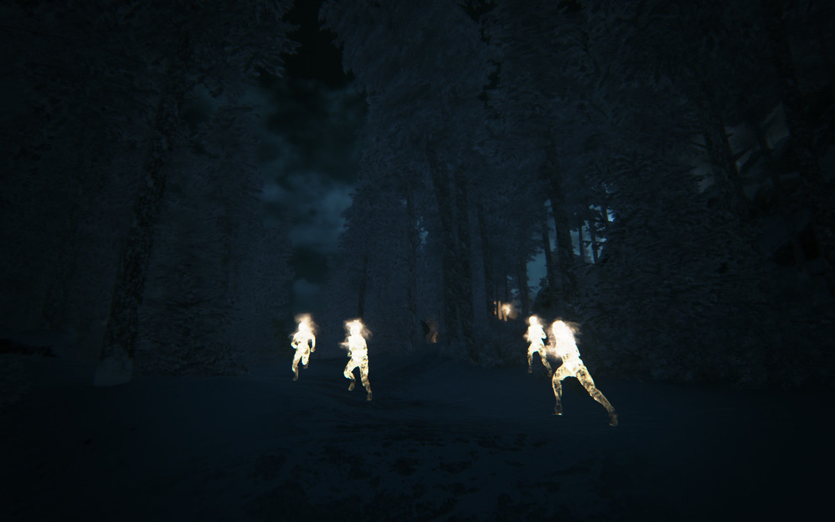 Kholat horror game promotional trailer