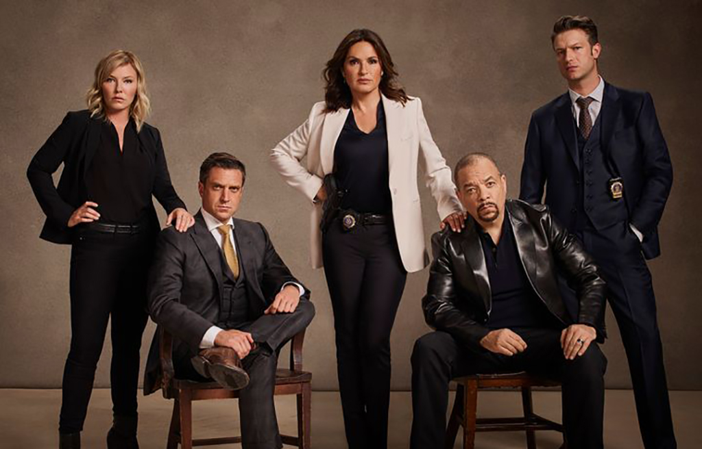 Later cast of SVU