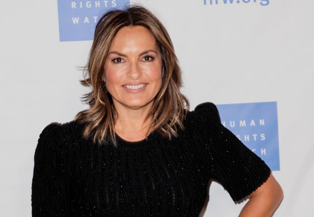 Mariska Hargitay at human rights watch