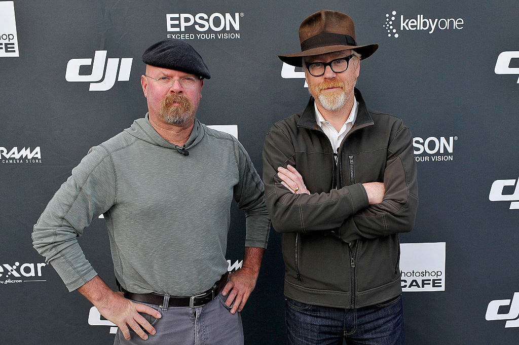 MythBusters at event
