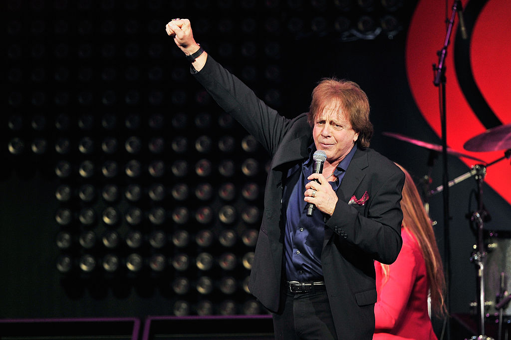 Eddie Money singing