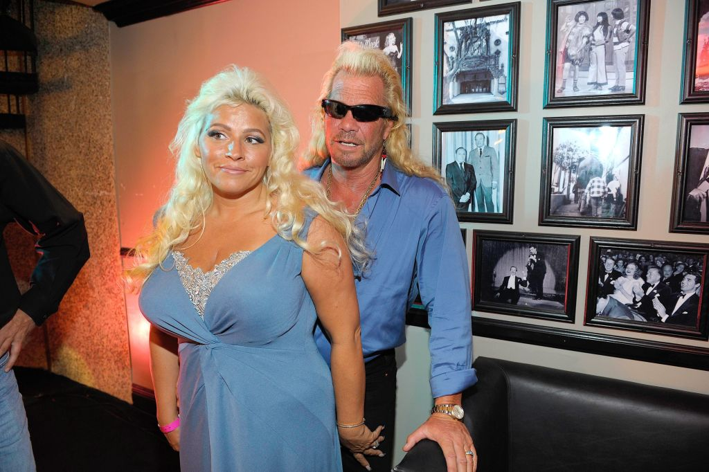 Beth Chapman with her husband Dog