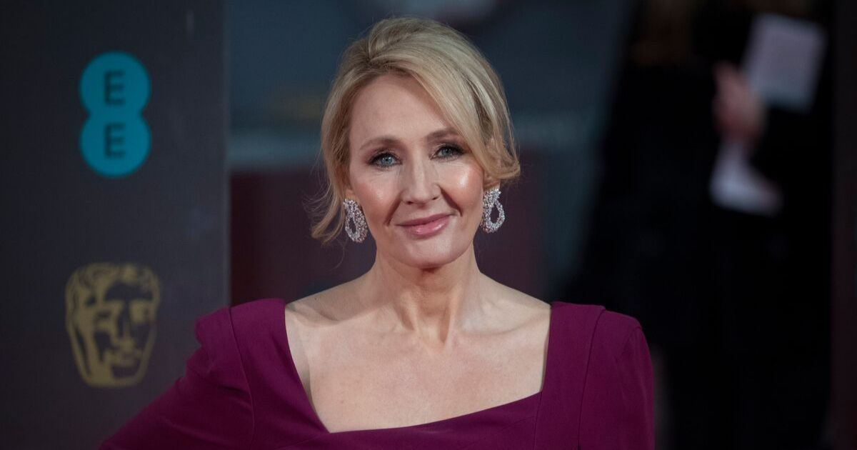 Rowling attends the 70th EE British Academy Film Awards