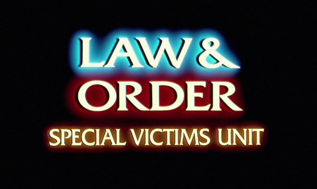 Law & Order title