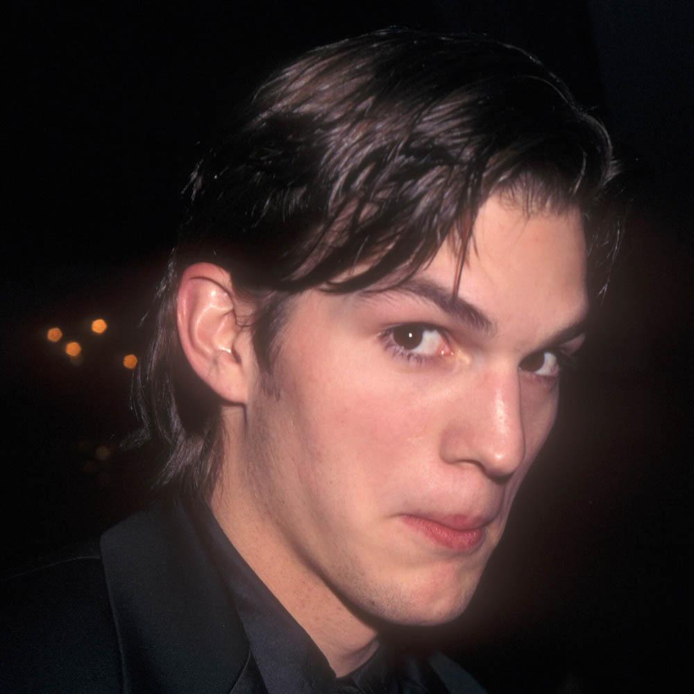 young ashton kutcher