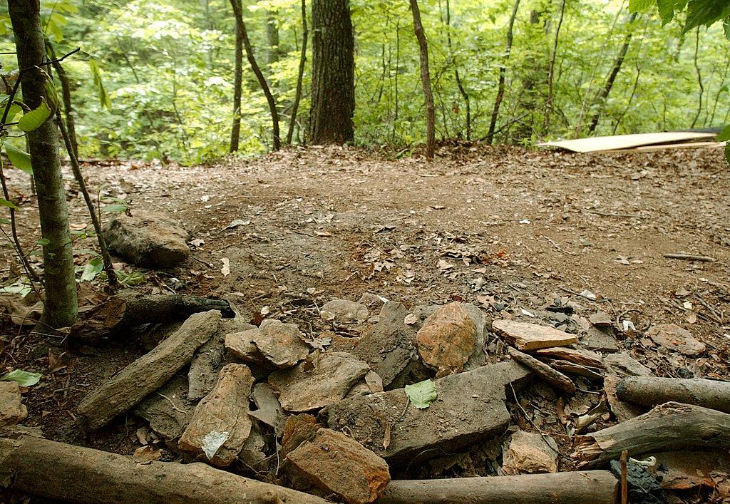 Carlos' Campsite Was Abandoned