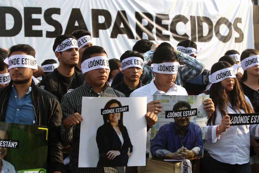 S.O.S. Desaparecidos In Spain