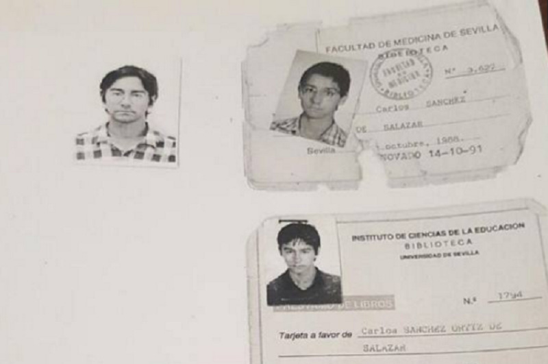 He Had An Expired Passport And University Library Card