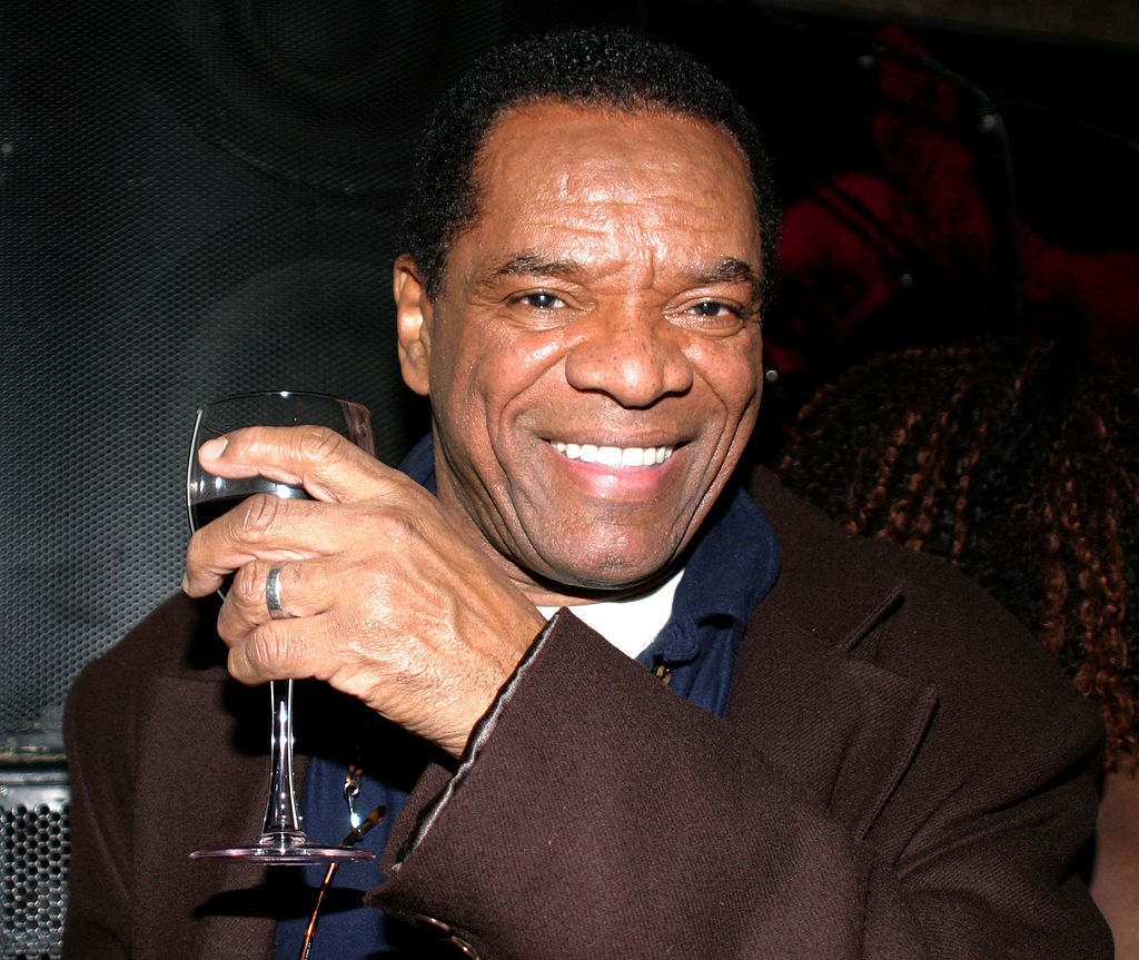 John Witherspoon during WyClef Jean Performs