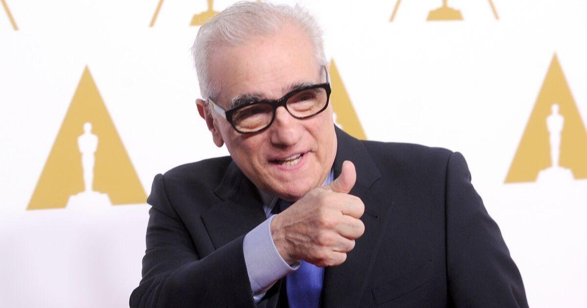 Director Martin Scorsese attends the 86th Academy Awards nominee luncheon