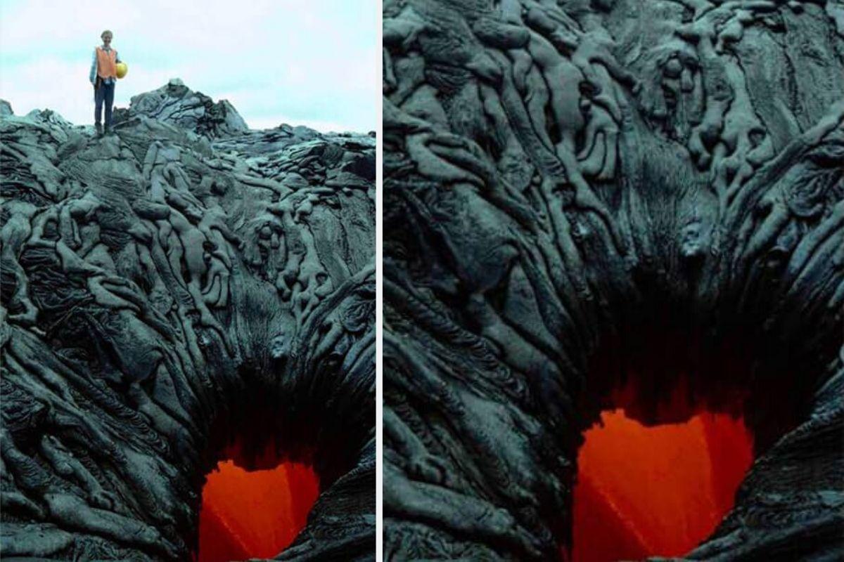 demon lava pit