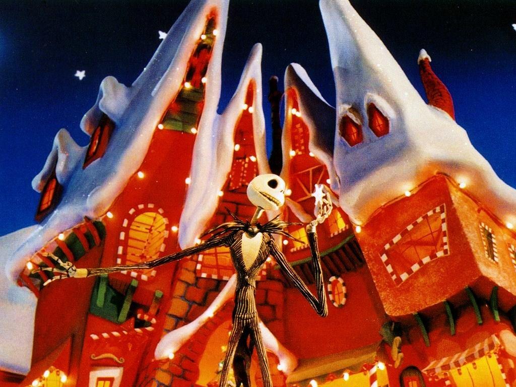 Jack Stands In Christmasland