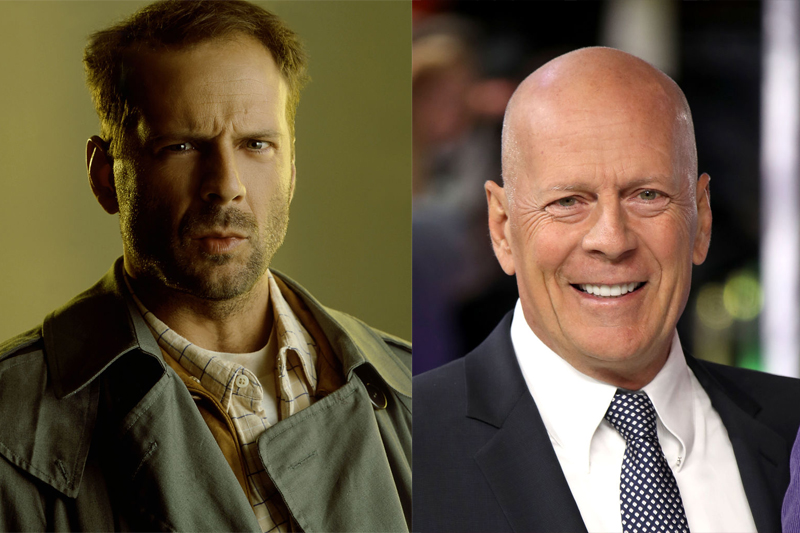 Bruce Willis Kept Up With The Action Movies