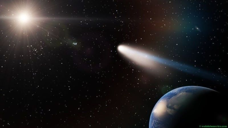 There Is A Group Of Comets Called