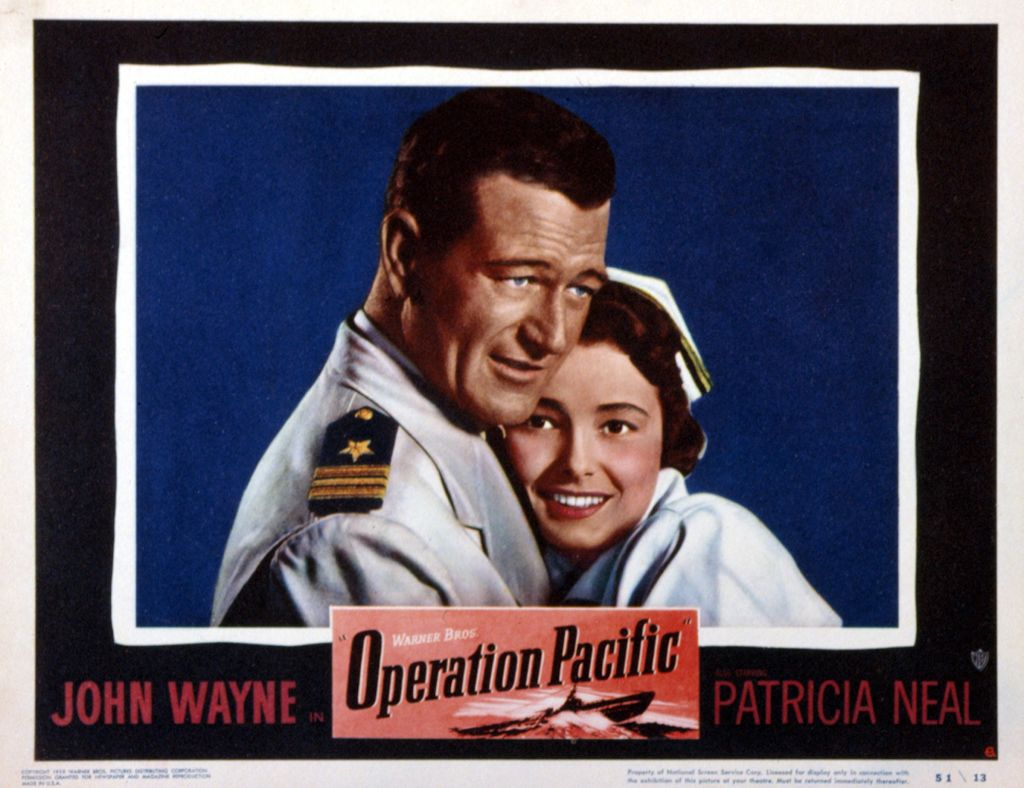 Operation Pacific lobbycard