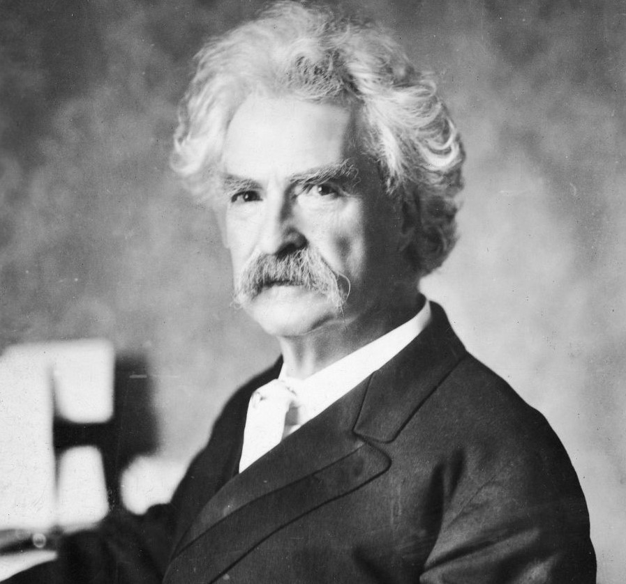 Author Mark Twain Has A Special Connection With The Comet