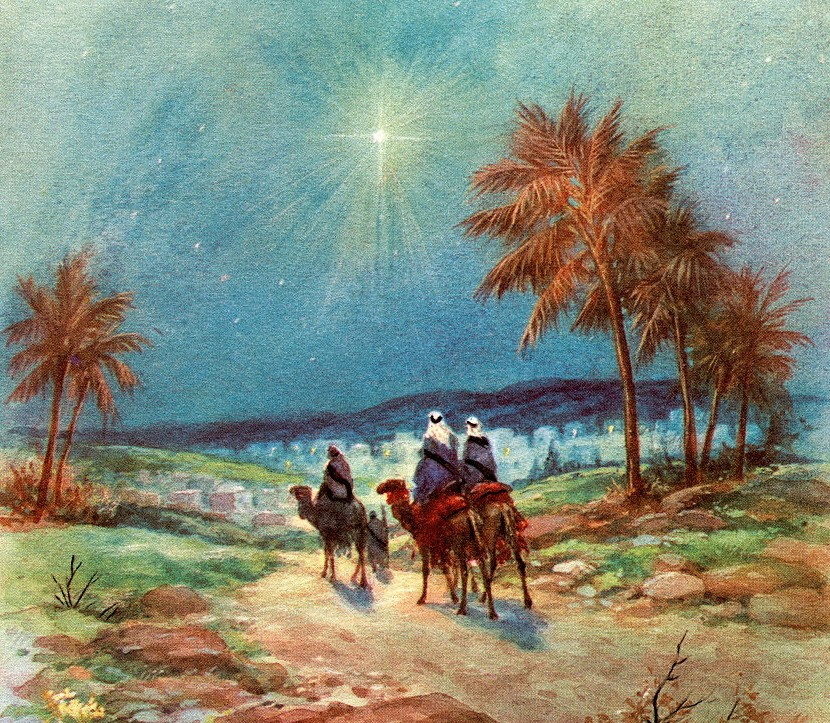 It Might be The Star Of Bethlehem