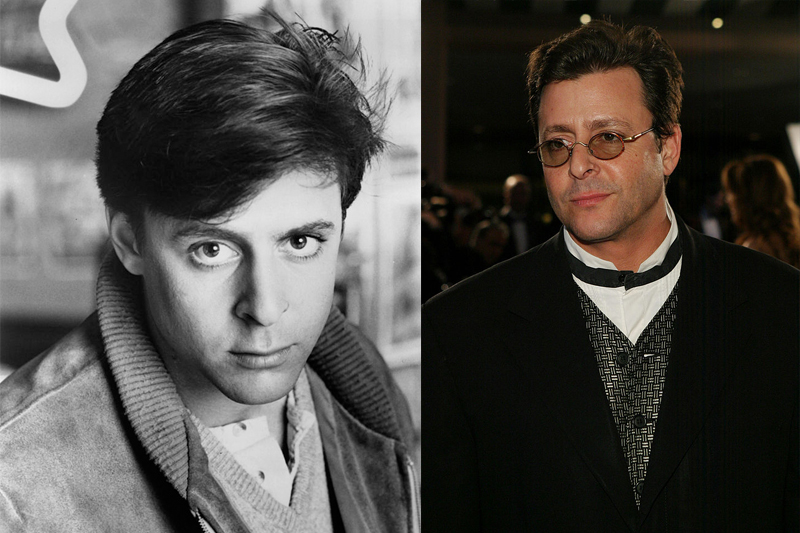 Judd Nelson Has Been Busy Writing