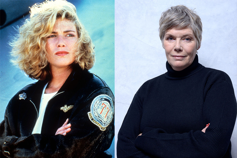 Kelly McGillis Is Bringing Her Craft to The Classroom