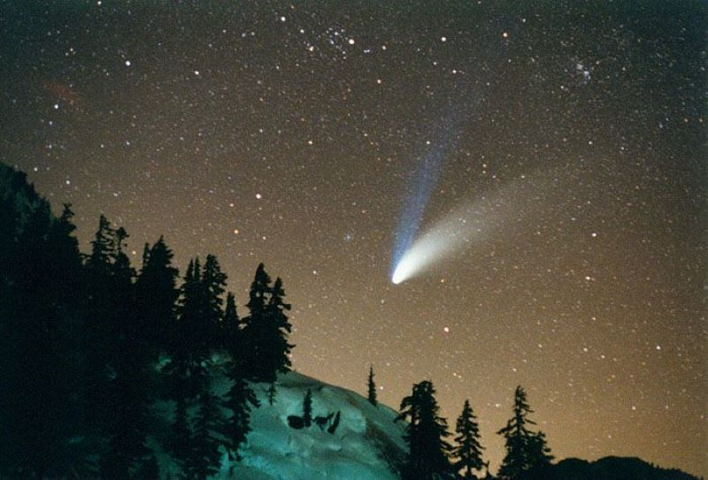 Halley's Comet Is Mentioned Throughout Pop Culture
