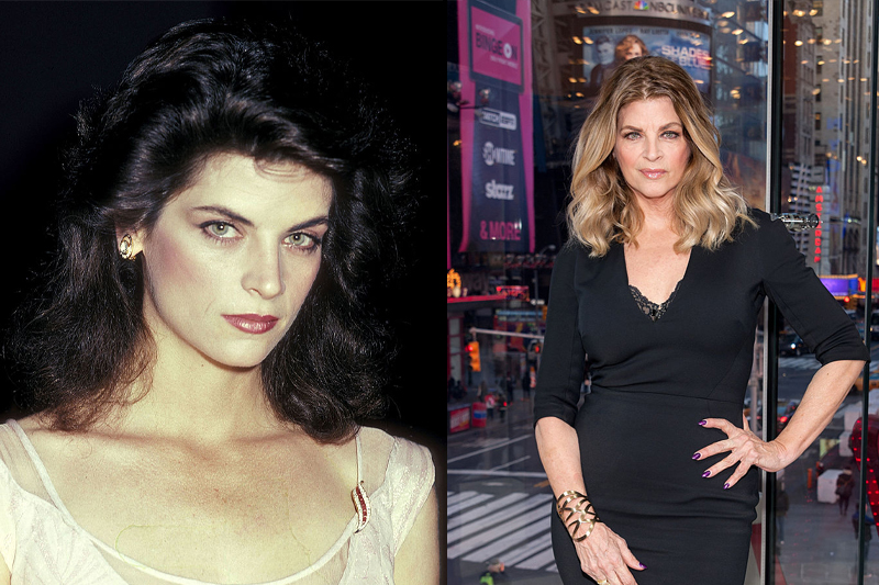 Kristie Alley Is All About Reality TV
