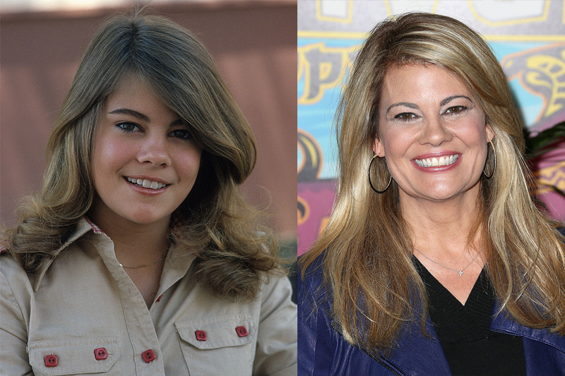 Lisa Whelchel Is No Longer A Mouseketeer