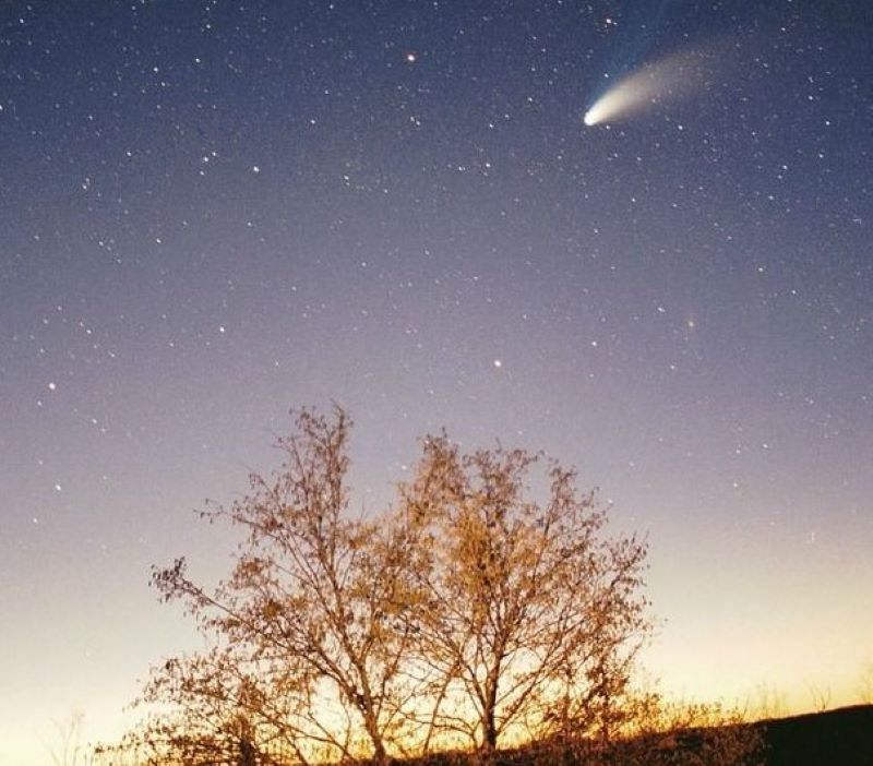 Halley's Comet Brought Bad Luck