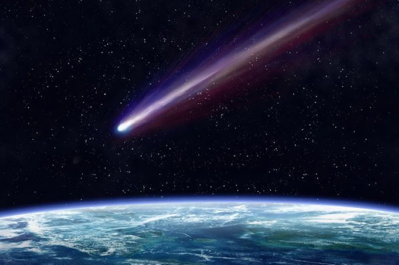 What year is Halley's Comet expected to return to Earth's vicinity_ _ Trivia Genius