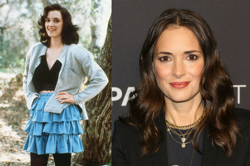 Winona Ryder Is Know Known As Joyce Byers