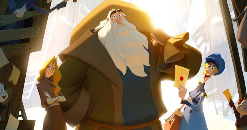 Animated Film Klaus Is A Santa Clause Origin Story