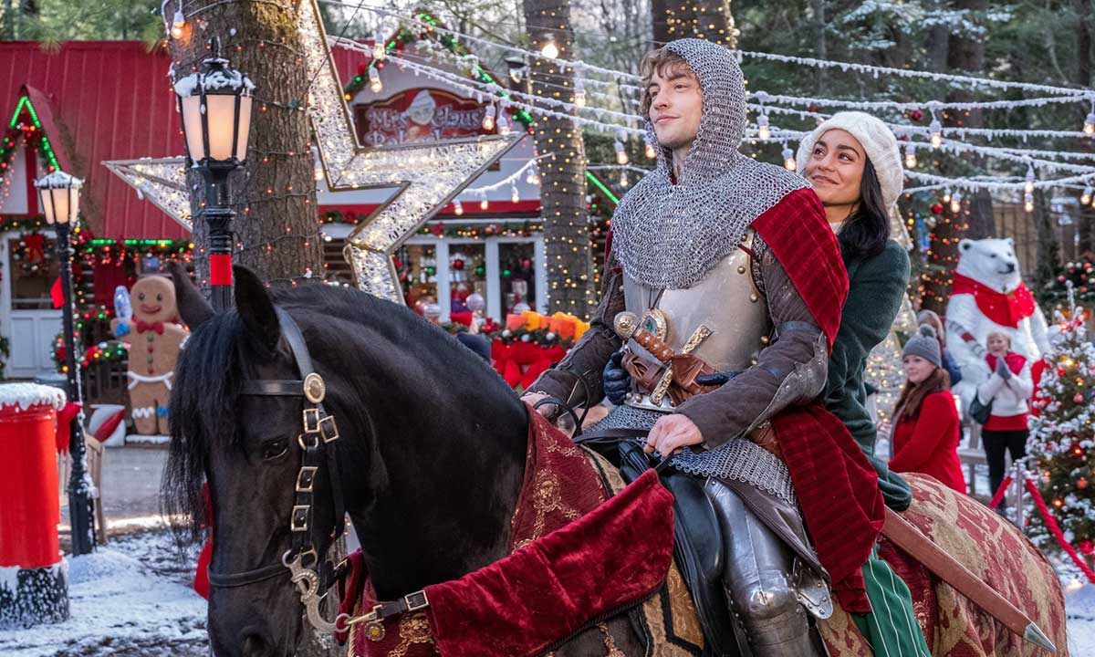 Love Transcends Time In The Knight Before Christmas