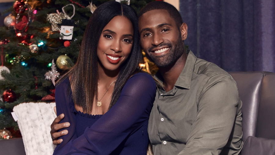 Singer Kelly Rowland Stars In And Produced Merry Liddle Christmas