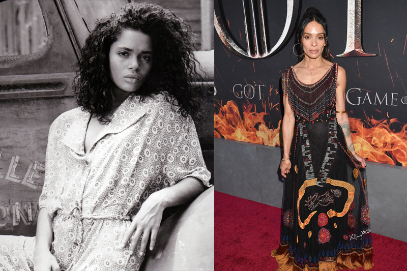 Lisa Bonet Married Aquaman