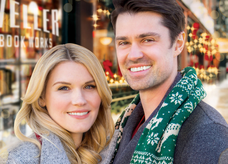 An Old Love Turns Up Again In Matchmaker Christmas