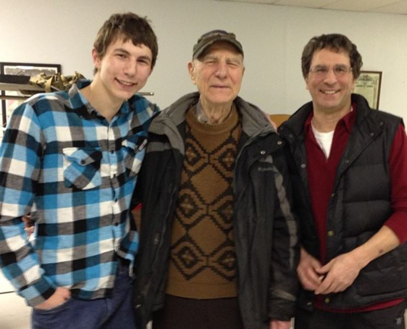 parker-grandfather-father