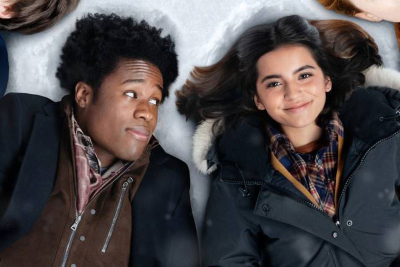 Let It Snow Centers On High School Seniors During A Holiday Snowstorm