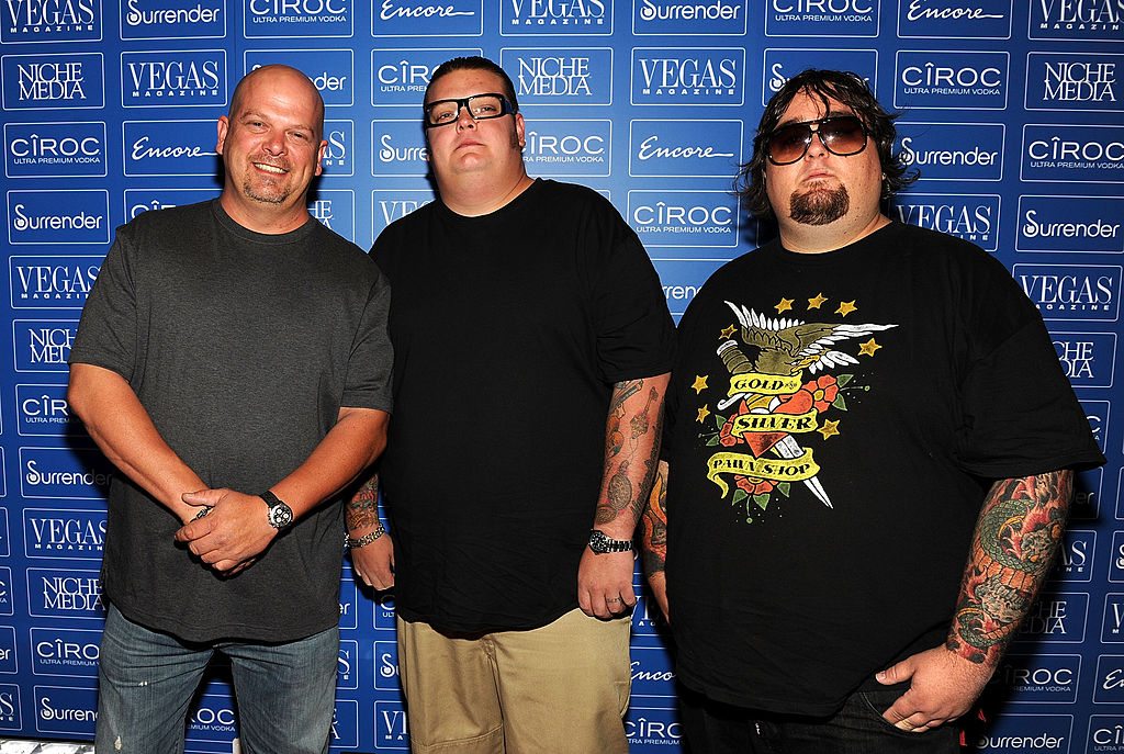 chumlee and cast