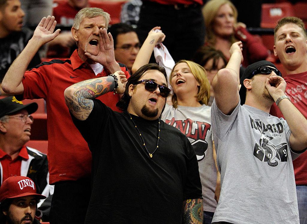 chumlee sports fan