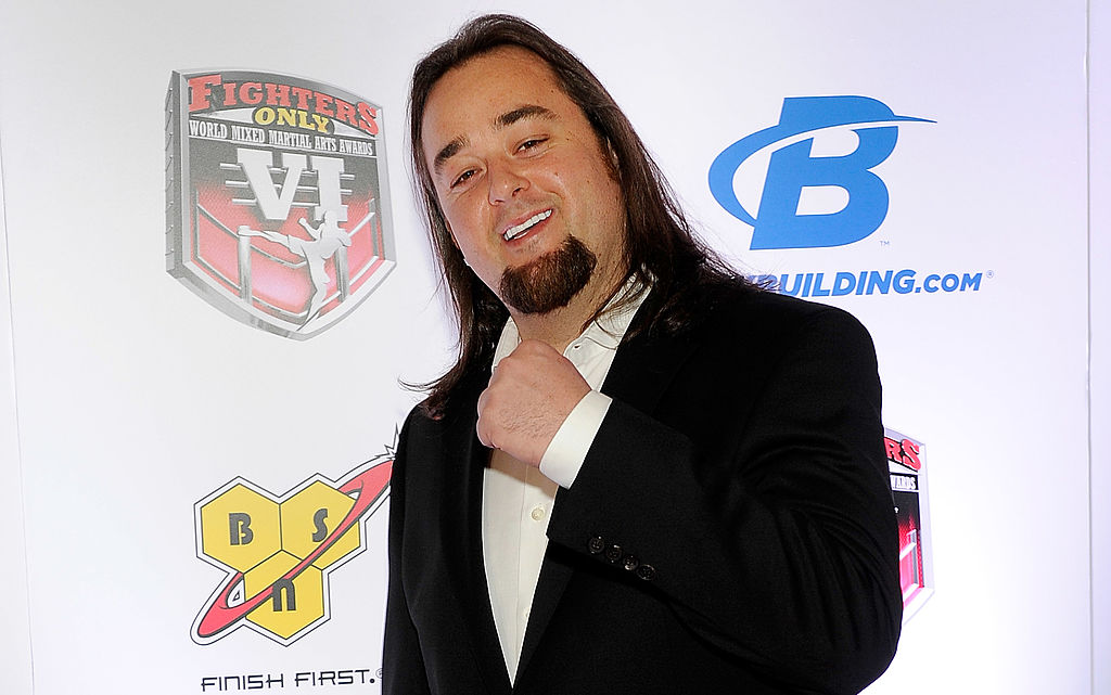 chumlee red carpet