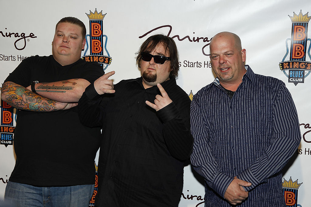 chumlee has his own brand