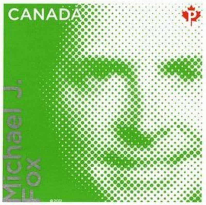 He Was Pictured On Canadian Postage Stamps